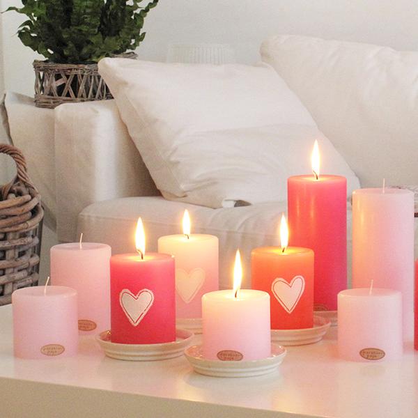 Tuoksuttomat kynttilät