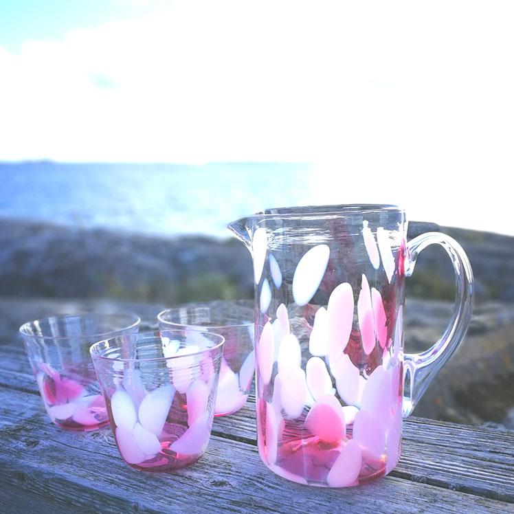 Käsintehtyjä laseja Saariston lasifabriikilta -miten kaikki alkoi?